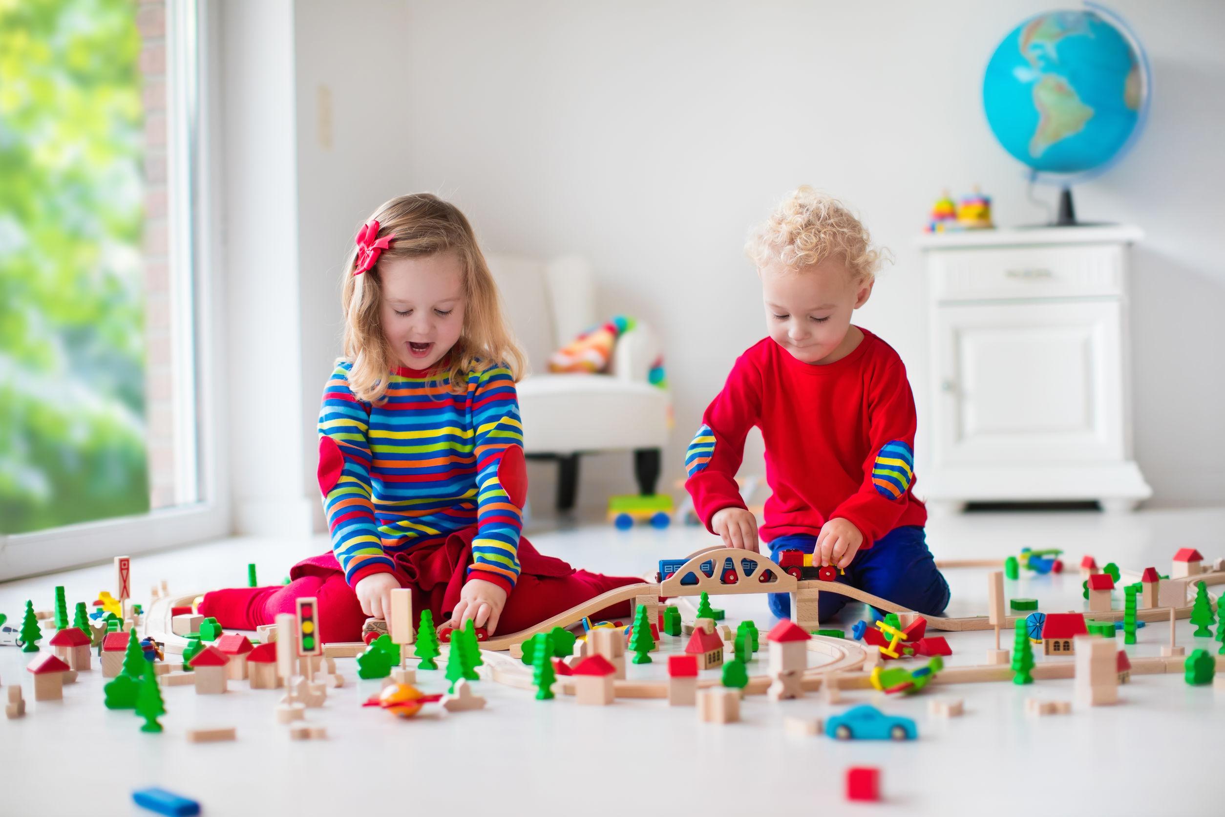 Brinquedos para crianças de 2 anos: Quais são os melhores de 2021?