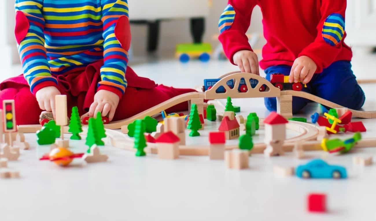 Brinquedos para crianças de 2 anos: Quais são os melhores de 2020?