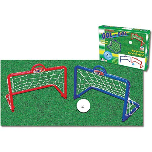 Brinquedo Diverso Futebol Gol a Gol Braskit